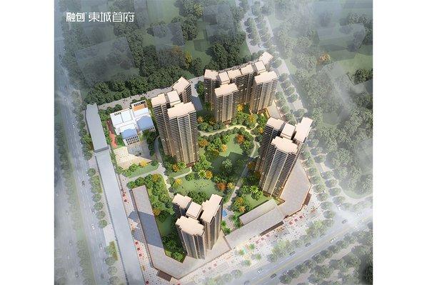 融创东城首府