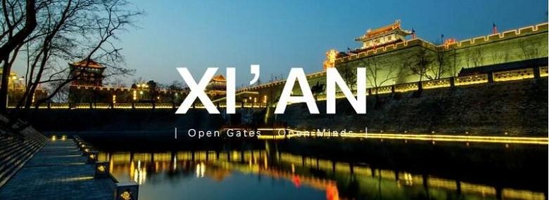 《对不起,我变了——我是西安》中国铁建地产城市宣传片首发