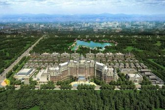 新华联国际温泉公馆