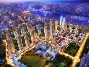 佳兆业·滨江新城