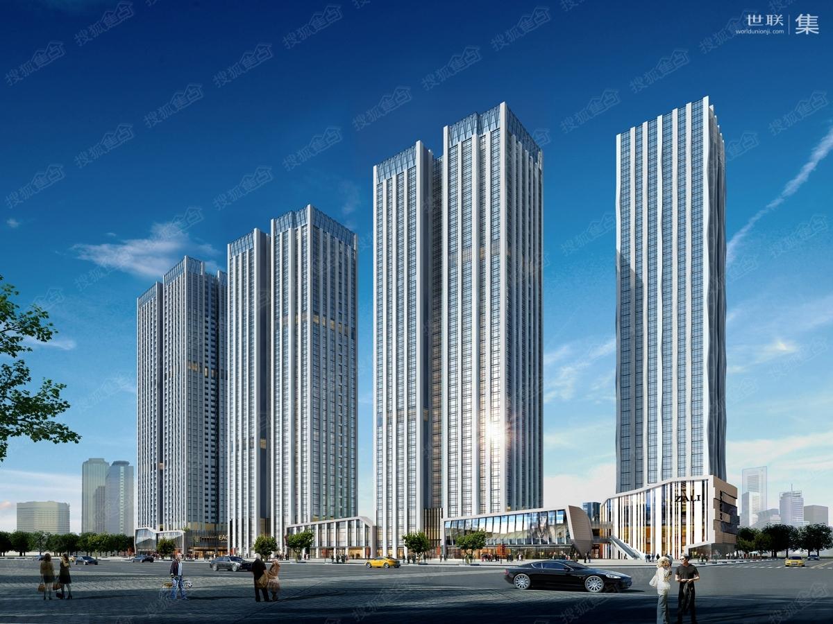 深圳恒大城市之光