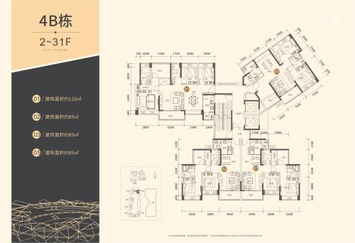 深圳佳兆业未来城4B楼