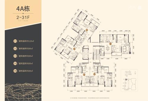 深圳佳兆业未来城4A120平
