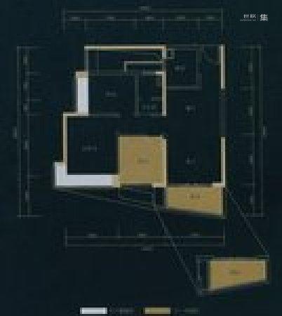 珠海华发十字门国际花园二室二厅一卫