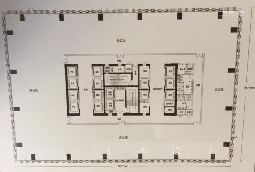 汉峪金谷A5-5户型