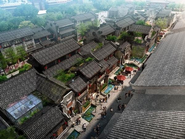 袭汇·千年桂林效果图
