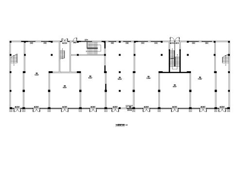 天悦华府1#商铺一楼平面图
