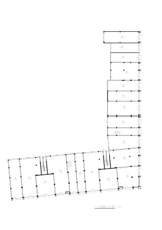 天悦华府2#,4#一楼商铺图