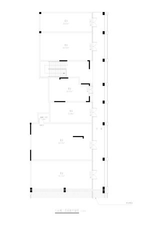天悦华府6#二楼商铺平面图