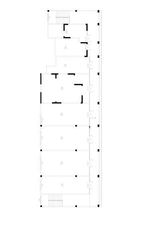 天悦华府12#二楼商铺平面图