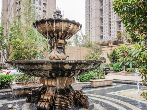 天齐奥东花园实景图