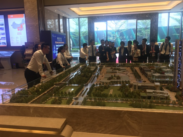 佳兆业未来时代大厦项目现场