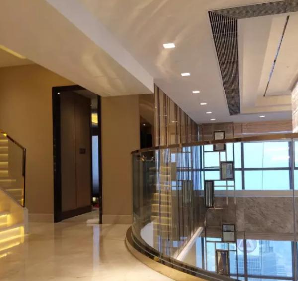 东海国际公寓小区配套