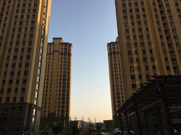 汇侨城实景图