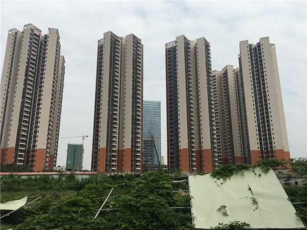 佳兆业未来时代大厦实景图