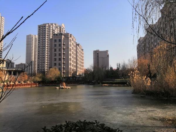 中铁诺德名城实景图