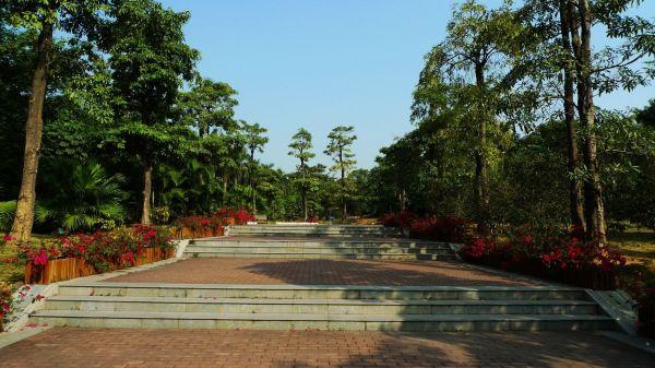 绿景美景广场实景图