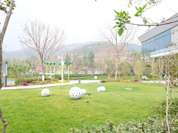 碧桂园·山湖城实景图