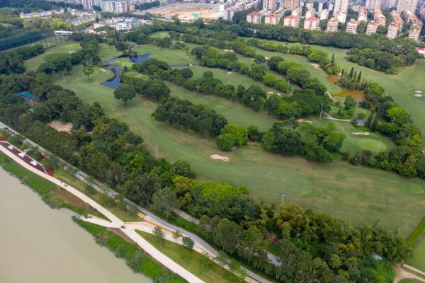 绿景美景广场项目现场