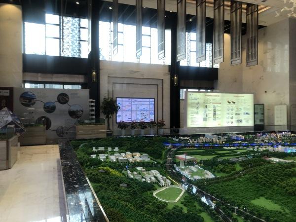 新中铁城项目现场