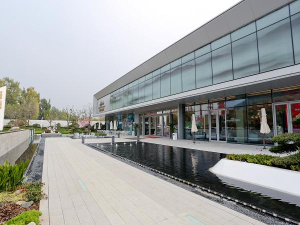 碧桂园·山湖城项目现场