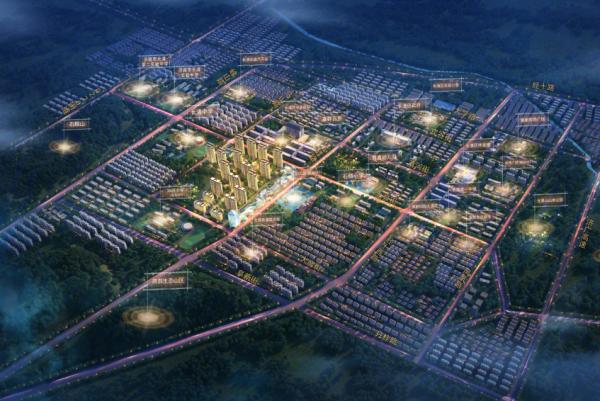 雅居乐锦城效果图