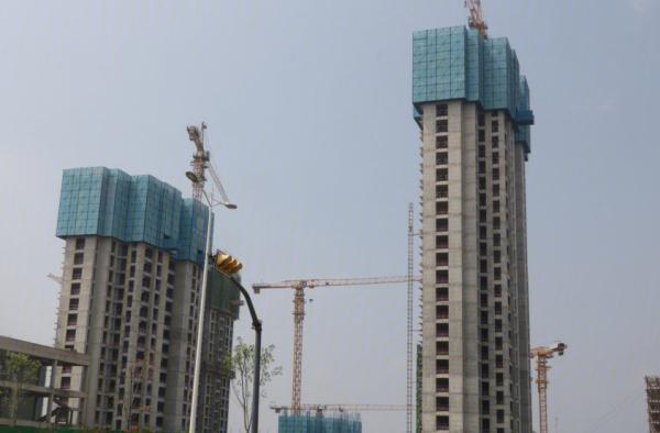 雅居乐锦城实景图