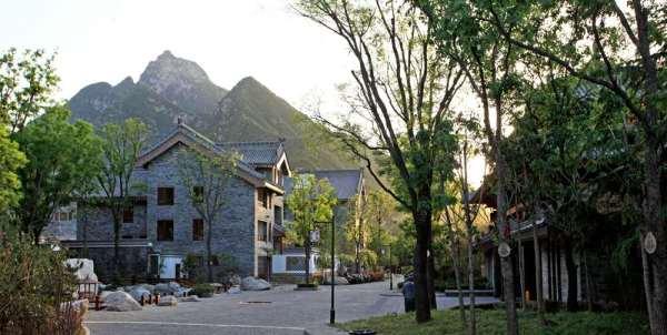 西安院子实景图