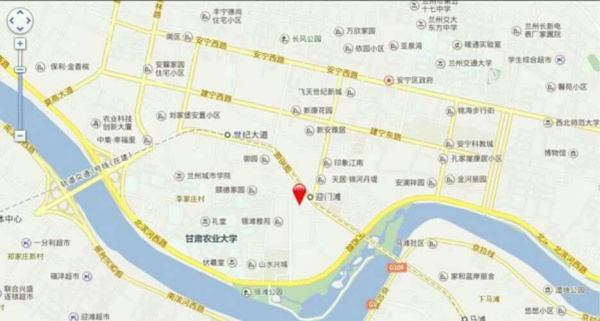 鼎泰·中汇广场区位图