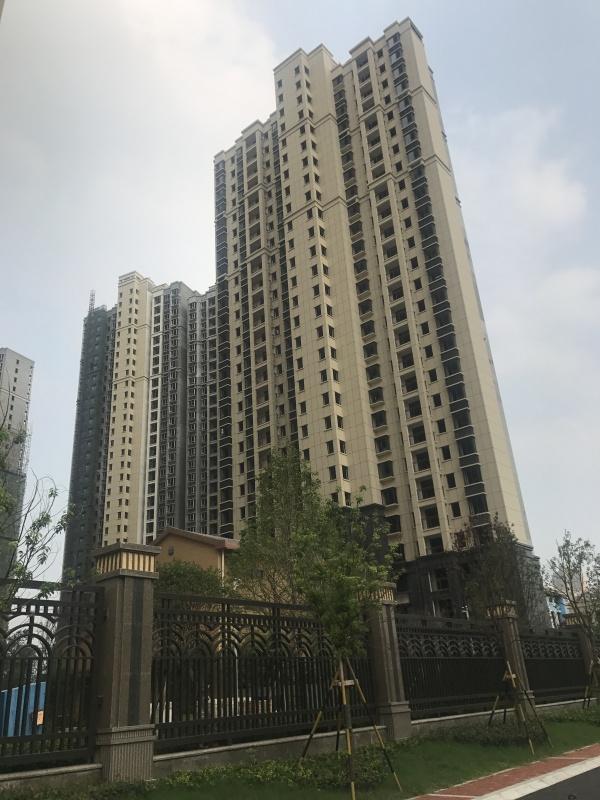 兴华·尚都国际实景图