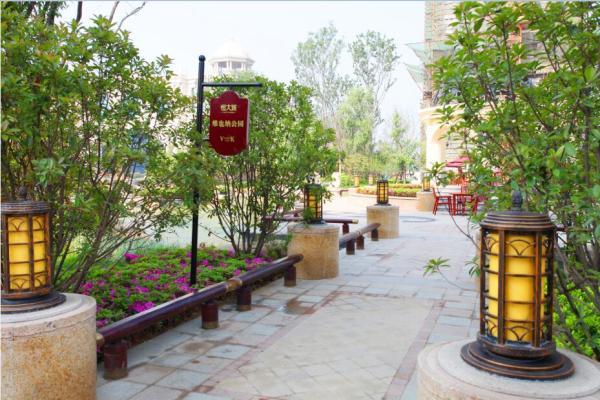 亳州恒大城实景图