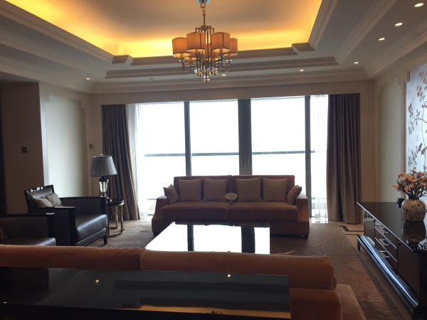东海国际公寓样板间
