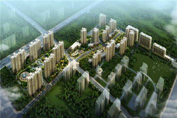 中建高街国际效果图
