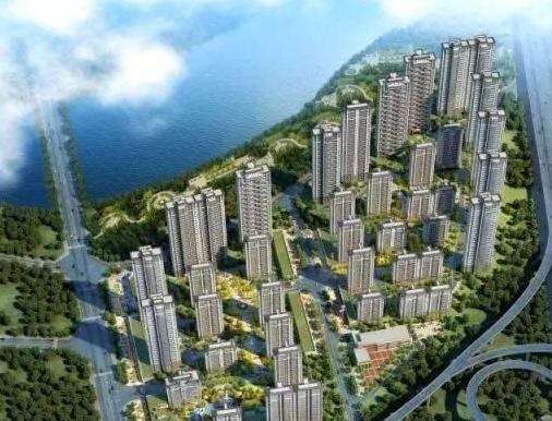 芜湖碧桂园·塘溪源著效果图