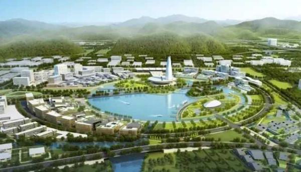 金东·陶子湖效果图