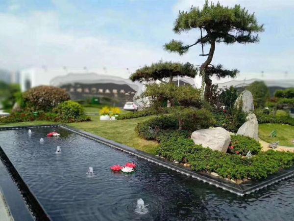 芜湖碧桂园·塘溪源著实景图