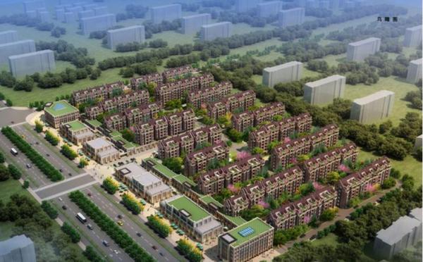 芜湖品樾城市广场效果图