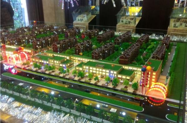 芜湖品樾城市广场项目现场