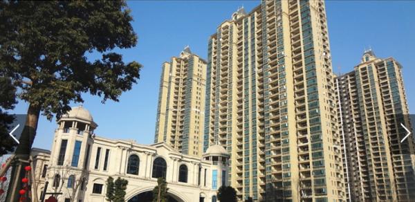 亳州恒大城项目现场