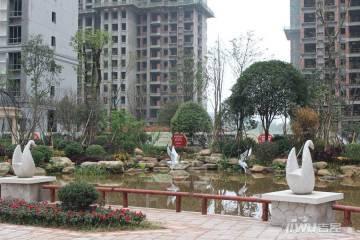 华晨第一城实景图