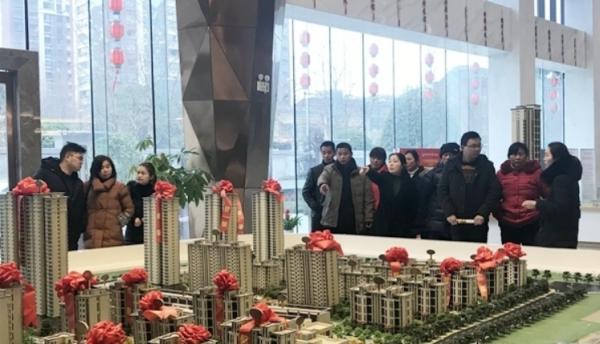 芜湖翰林公馆项目现场