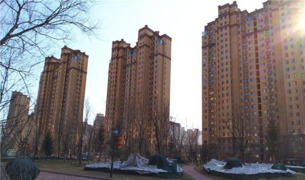 中建高街国际实景图