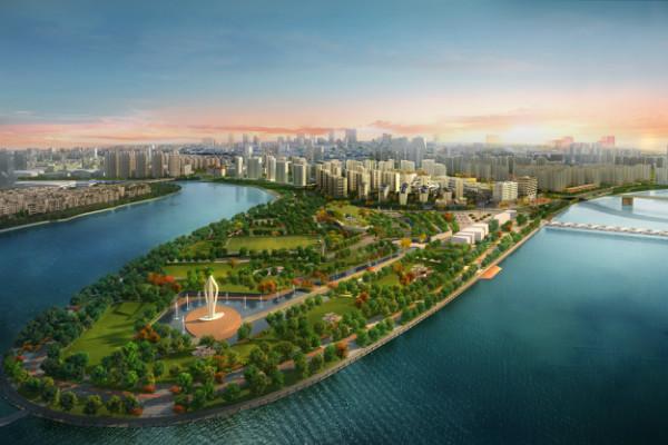 宁波欢乐海岸效果图