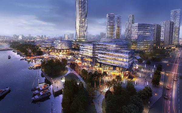 宁波恒大城市之光效果图