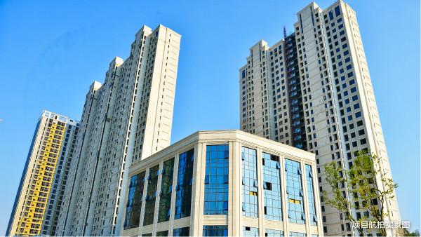 宁波恒大城市之光实景图