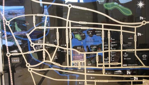 湖州恒大悦珑湾区位图
