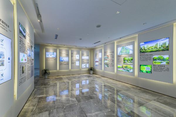 宁波万科城实景图