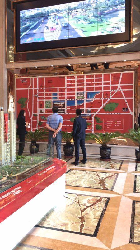 兰州碧桂园城市花园项目现场