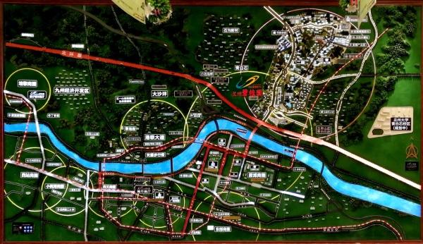 兰州碧桂园区位图
