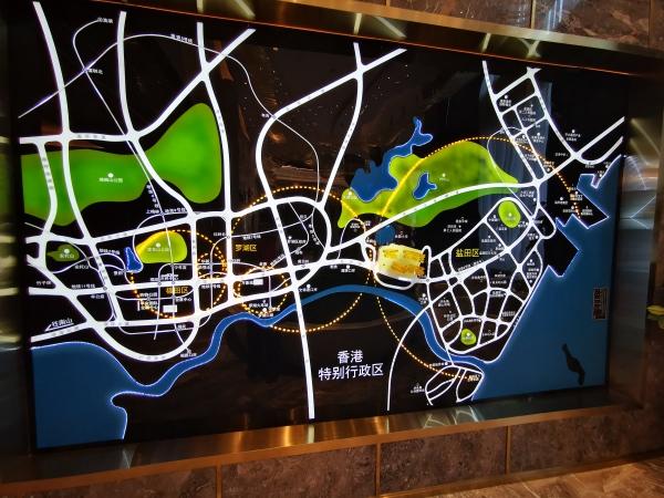 半山悦海花园区位图